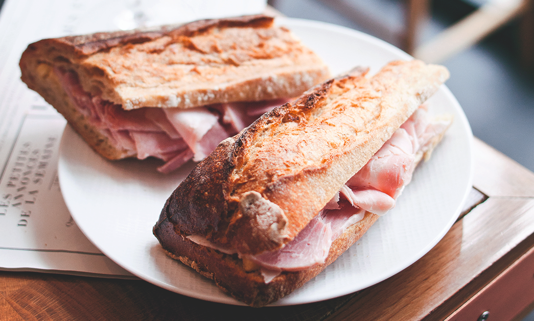 Cheapest, fanciest and french-est sandwich there is: The jambon beurre