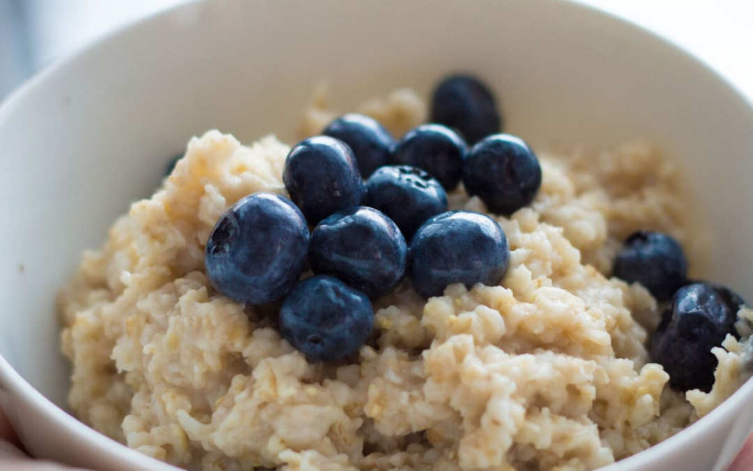 Overnight oats for normal people